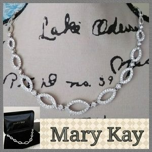 Like New Vintage Mary Kay CZ Necklace